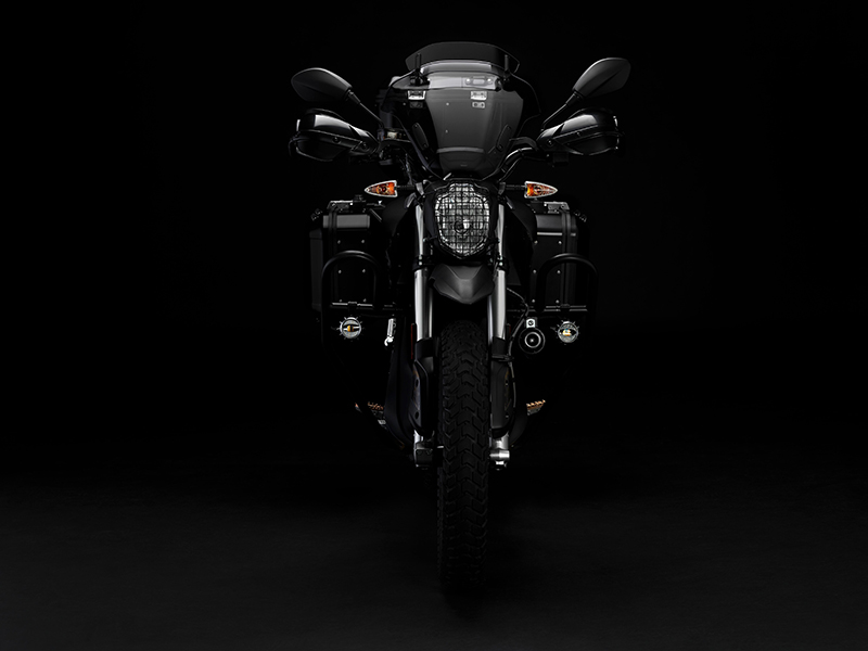 2020 Zero Motorcycles DSR ZF14.4 Black Forest in Tampa, Florida