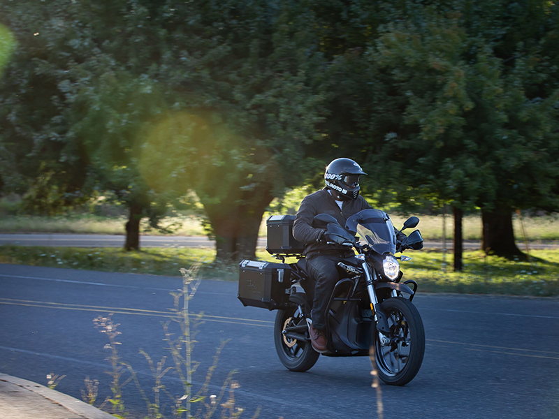 2020 Zero Motorcycles DSR ZF14.4 Black Forest in San Francisco, California - Photo 8