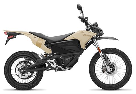 2020 Zero Motorcycles FX ZF3.6 Modular in Greenville, South Carolina