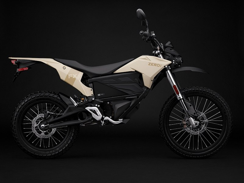 2020 Zero Motorcycles FX ZF3.6 Modular in Neptune, New Jersey - Photo 2