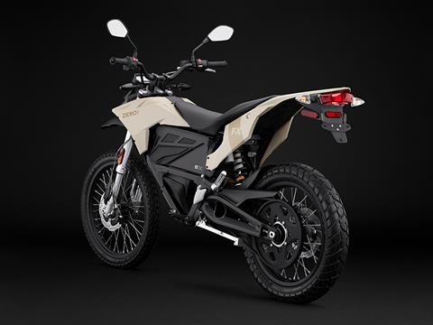 2020 Zero Motorcycles FX ZF3.6 Modular in Muskego, Wisconsin - Photo 4