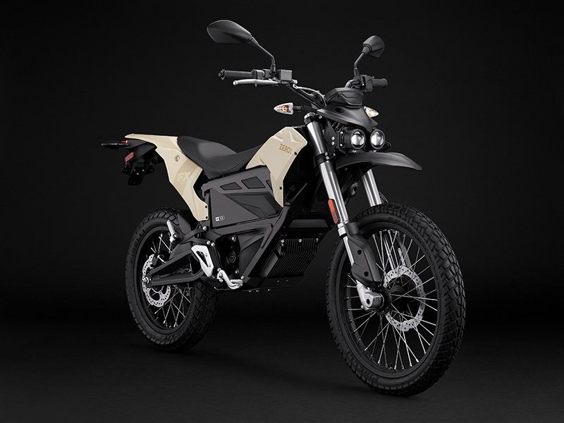2020 Zero Motorcycles FX ZF7.2 Integrated in Tampa, Florida - Photo 5