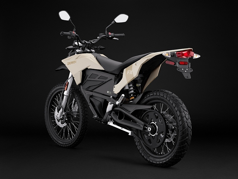 2020 Zero Motorcycles FX ZF7.2 Integrated in Tampa, Florida - Photo 7