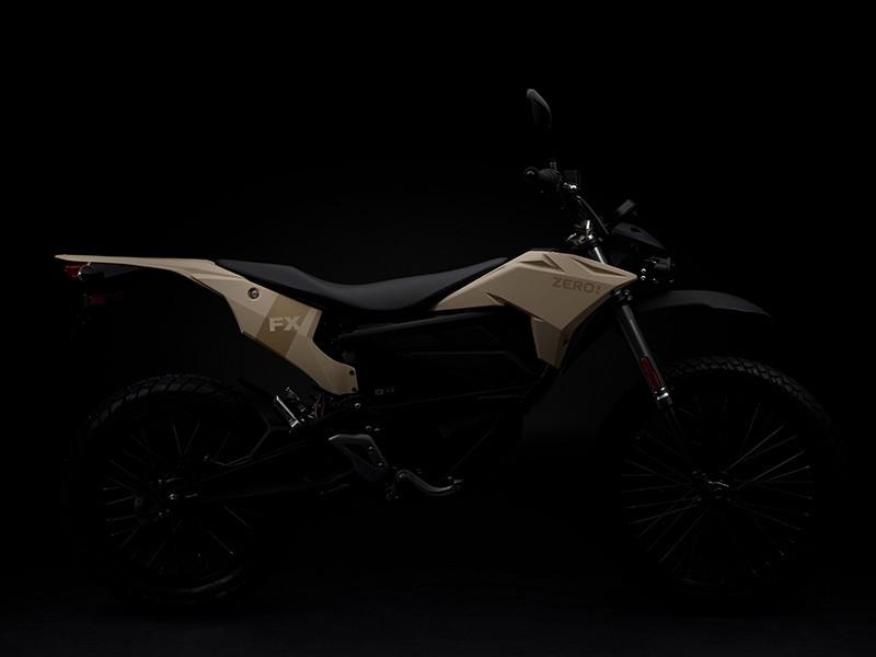 2020 Zero Motorcycles FX ZF7.2 Integrated in Tampa, Florida - Photo 8