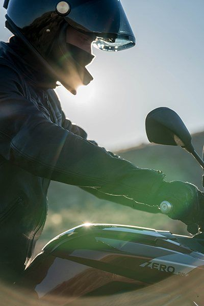 2020 Zero Motorcycles SR/F Standard in Eureka, California
