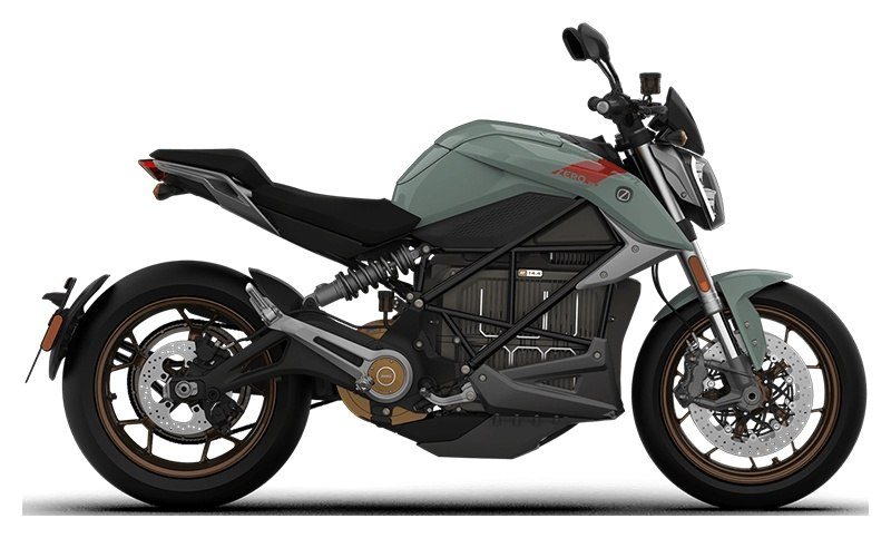 2020 Zero Motorcycles SR/F NA ZF14.4 Standard in Greenville, South Carolina - Photo 1