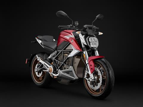 2020 Zero Motorcycles SR/F NA ZF14.4 Premium in Ontario, California - Photo 2