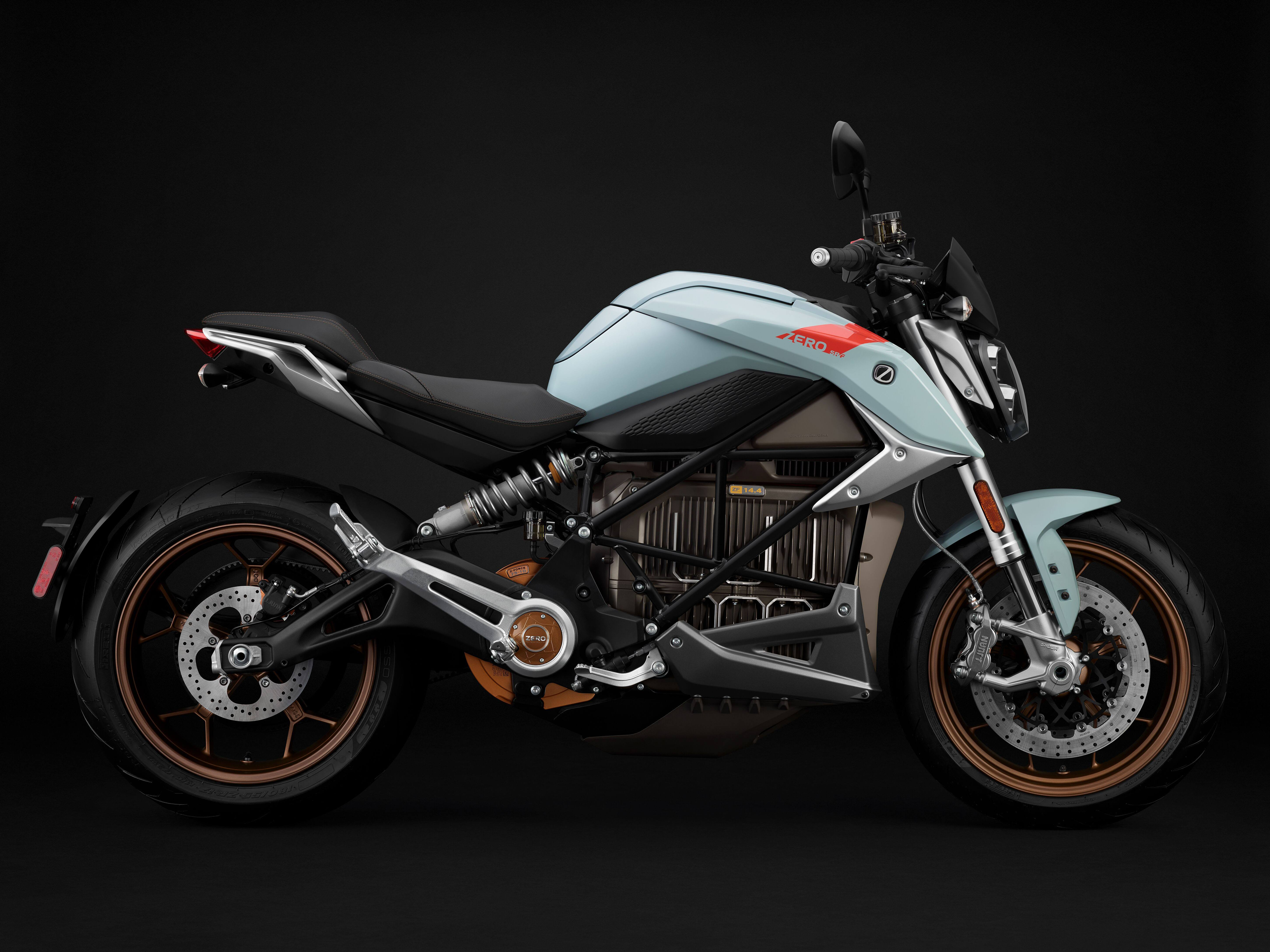 2020 Zero Motorcycles SR/F NA ZF14.4 Premium in Allen, Texas - Photo 2
