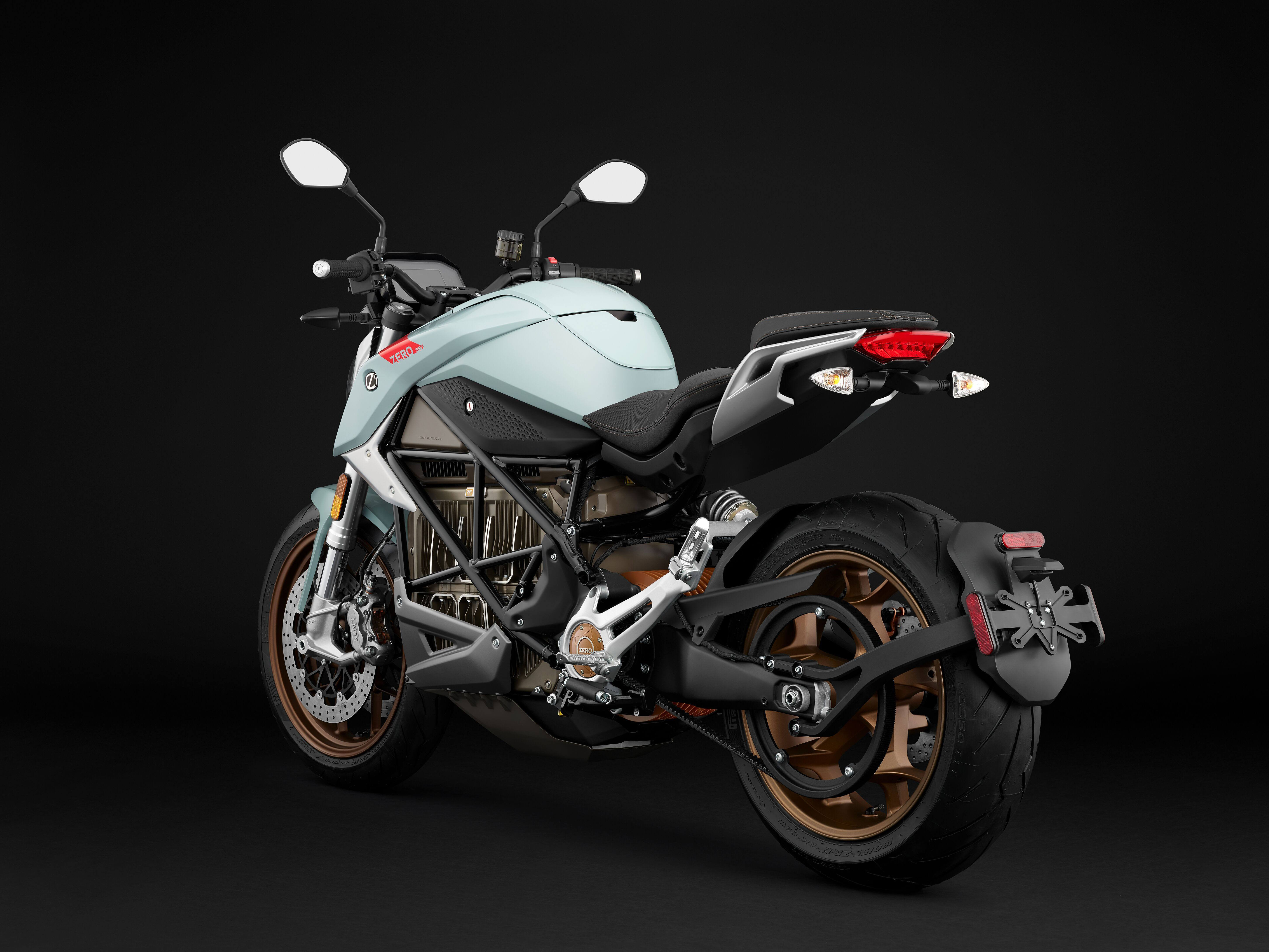 2020 Zero Motorcycles SR/F NA ZF14.4 Premium in Allen, Texas - Photo 3