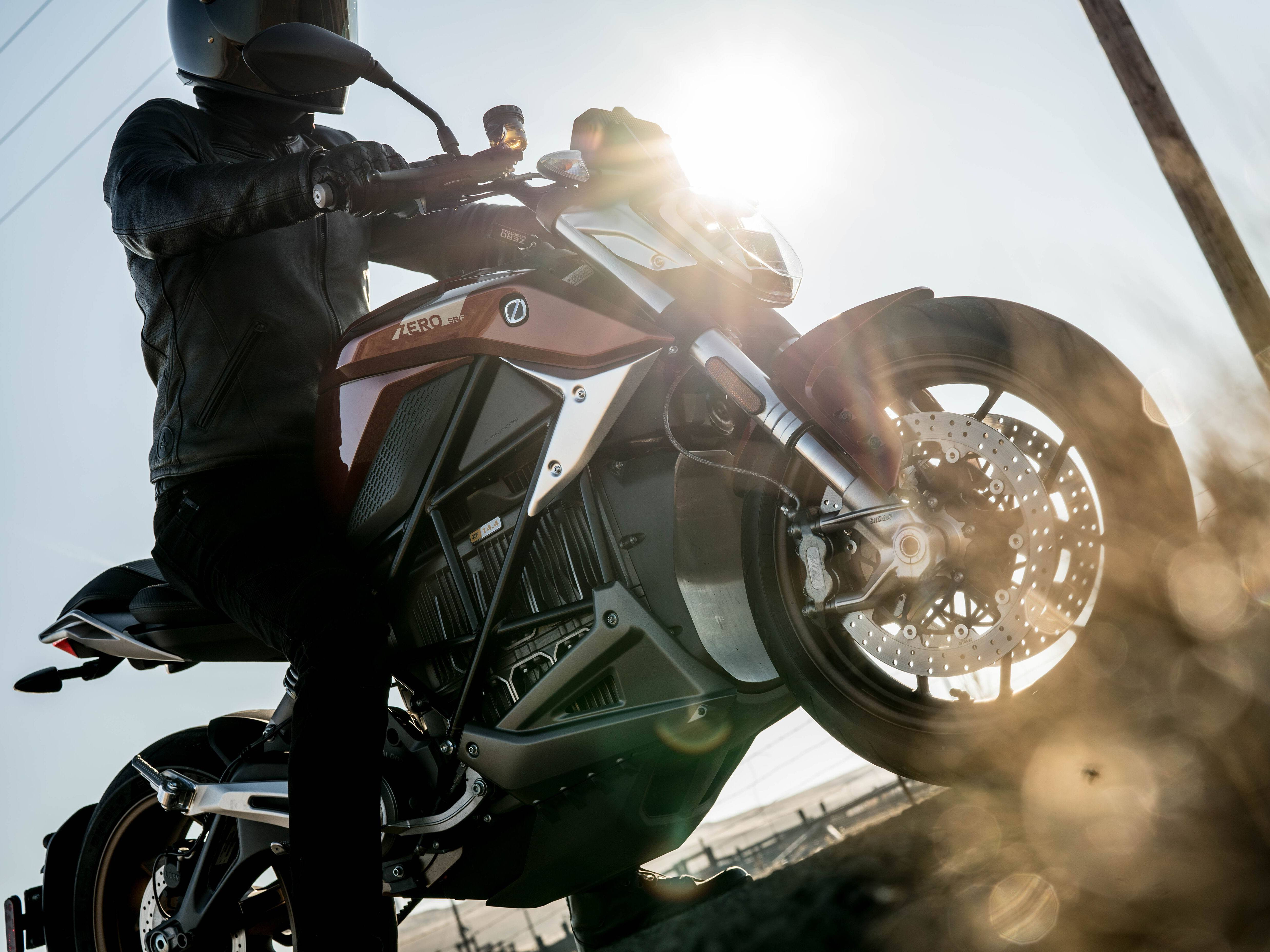 2020 Zero Motorcycles SR/F NA ZF14.4 Standard in Costa Mesa, California - Photo 11