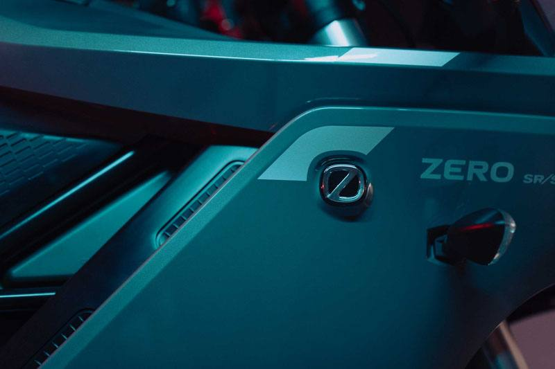 2020 Zero Motorcycles SR/S NA ZF14.4 Standard in Greenville, South Carolina - Photo 6