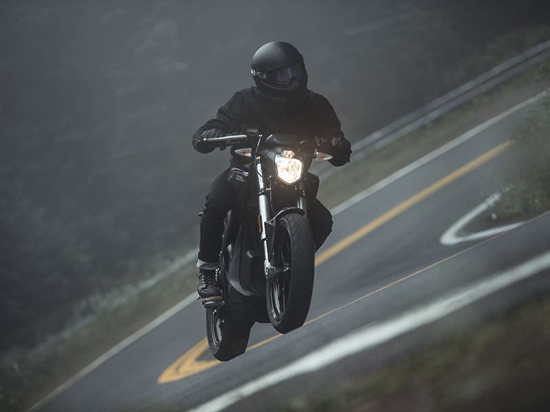 2020 Zero Motorcycles SR ZF14.4 in Shelby Township, Michigan - Photo 7