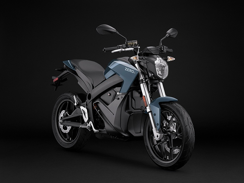 2020 Zero Motorcycles S ZF7.2 in Tampa, Florida - Photo 4