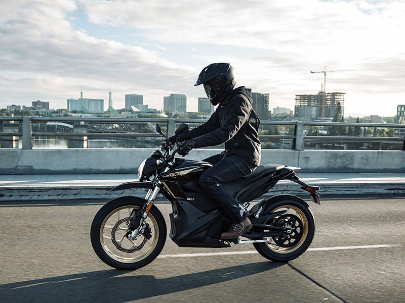2020 Zero Motorcycles DSR ZF14.4 + Charge Tank in Dayton, Ohio - Photo 5