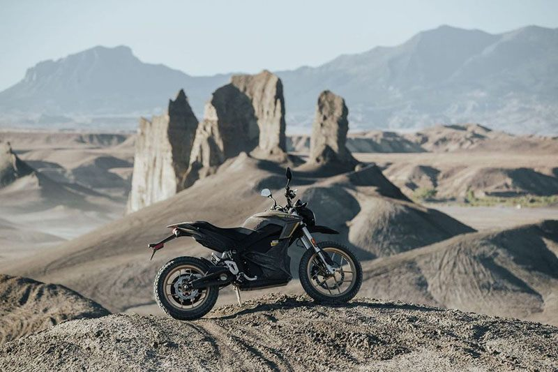 2021 Zero Motorcycles DSR ZF14.4 in Muskego, Wisconsin - Photo 8