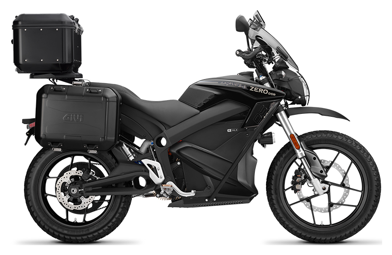 2020 Zero Motorcycles DSR ZF14.4 Black Forest + Charge Tank in San Francisco, California - Photo 1