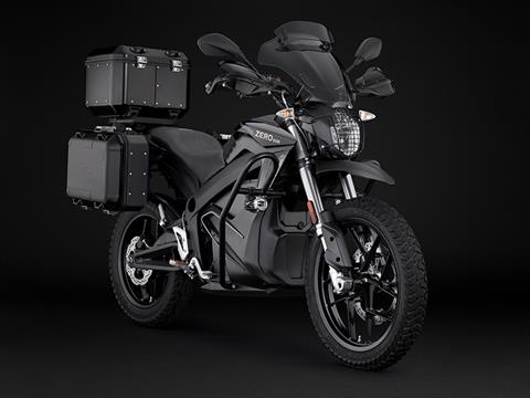 2020 Zero Motorcycles DSR ZF14.4 Black Forest + Charge Tank in Muskego, Wisconsin - Photo 3