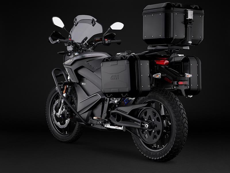 2020 Zero Motorcycles DSR ZF14.4 Black Forest + Charge Tank in Enfield, Connecticut - Photo 4
