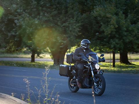 2020 Zero Motorcycles DSR ZF14.4 Black Forest + Charge Tank in Enfield, Connecticut - Photo 8