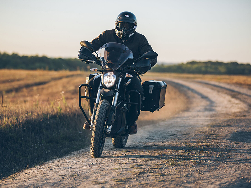2020 Zero Motorcycles DSR ZF14.4 Black Forest + Charge Tank in Enfield, Connecticut - Photo 10