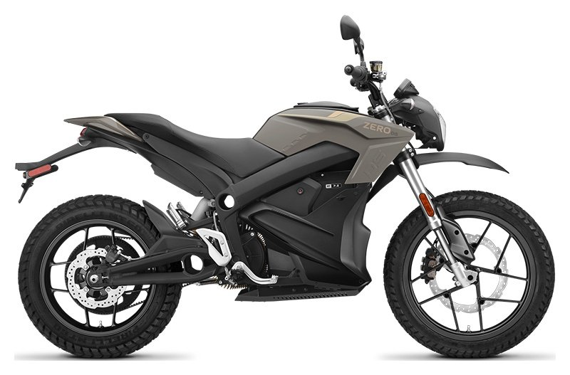 2020 Zero Motorcycles DS ZF7.2 + Charge Tank in San Francisco, California - Photo 1