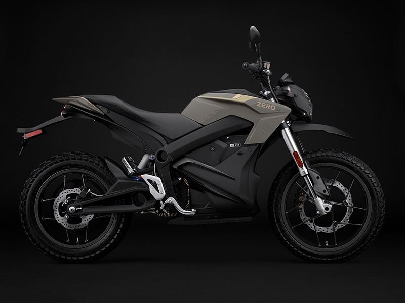 2020 Zero Motorcycles DS ZF7.2 + Charge Tank in San Francisco, California - Photo 2