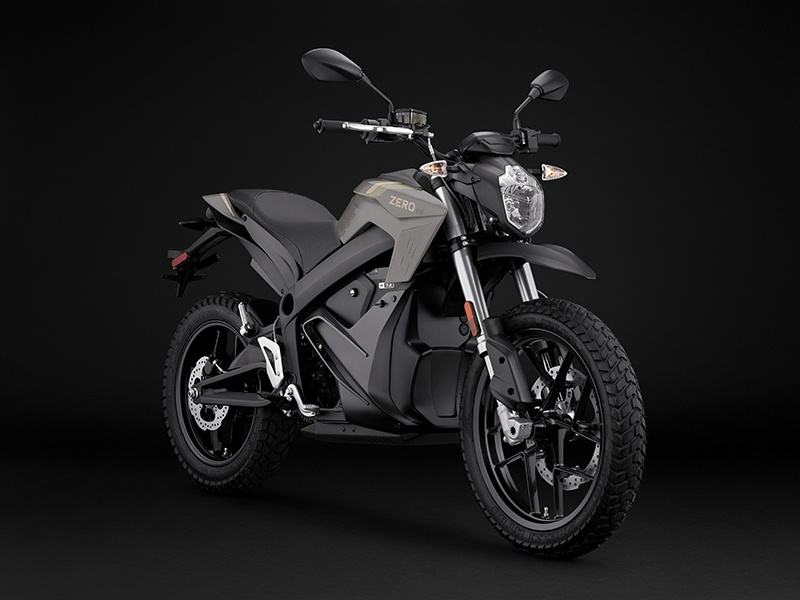 2020 Zero Motorcycles DS ZF7.2 + Charge Tank in Tampa, Florida - Photo 3