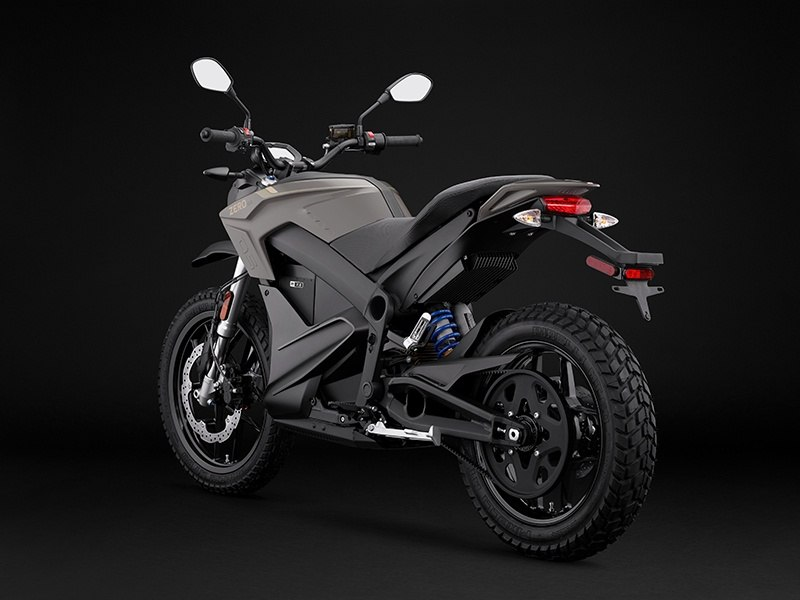 2020 Zero Motorcycles DS ZF7.2 + Charge Tank in San Francisco, California - Photo 4
