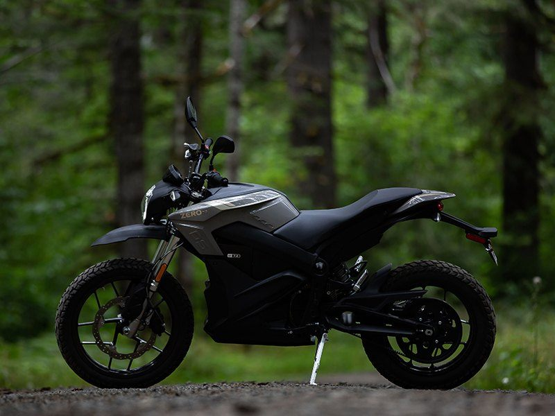 2020 Zero Motorcycles DS ZF7.2 + Charge Tank in Muskego, Wisconsin - Photo 6