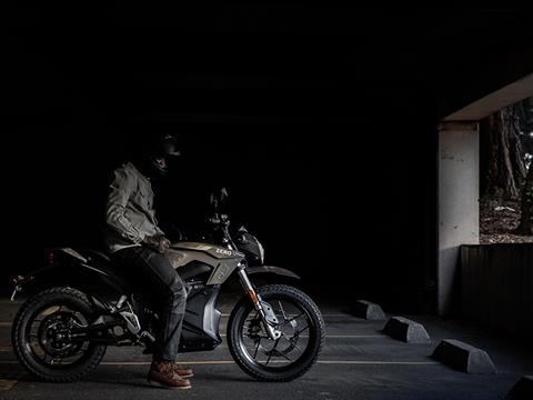 2020 Zero Motorcycles DS ZF7.2 + Charge Tank in San Francisco, California - Photo 8