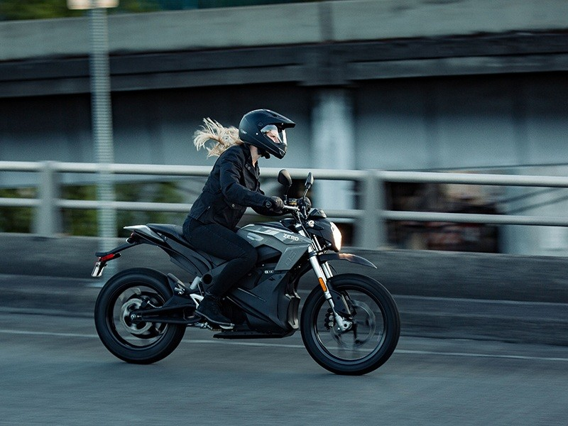 2020 Zero Motorcycles DS ZF7.2 + Charge Tank in Ferndale, Washington - Photo 9