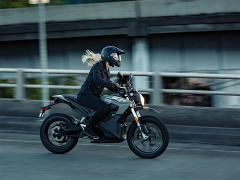 2020 Zero Motorcycles DS ZF7.2 + Charge Tank in Tampa, Florida - Photo 9