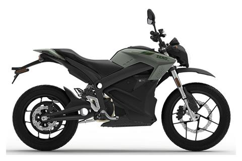 2021 Zero Motorcycles DS ZF7.2 + Charge Tank in Greenville, South Carolina