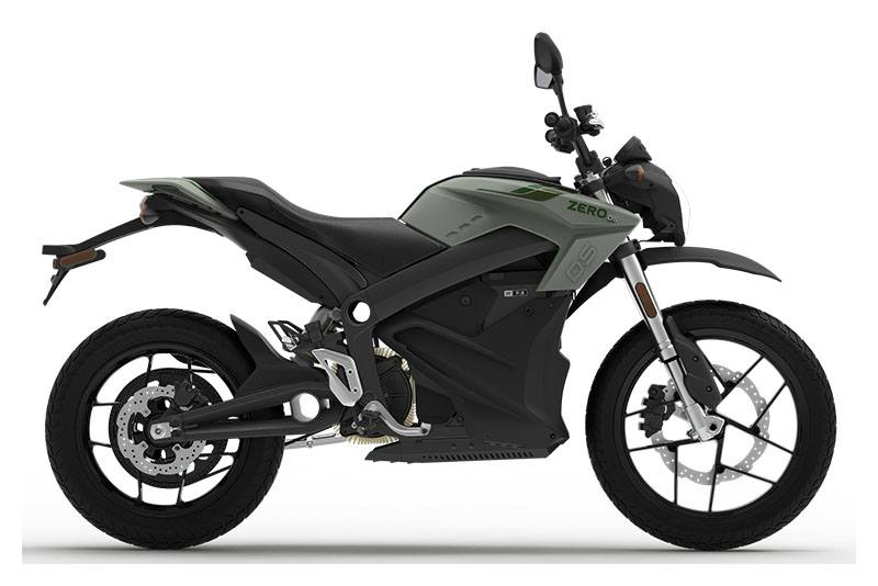 2021 Zero Motorcycles DS ZF7.2 + Charge Tank in Enfield, Connecticut - Photo 1