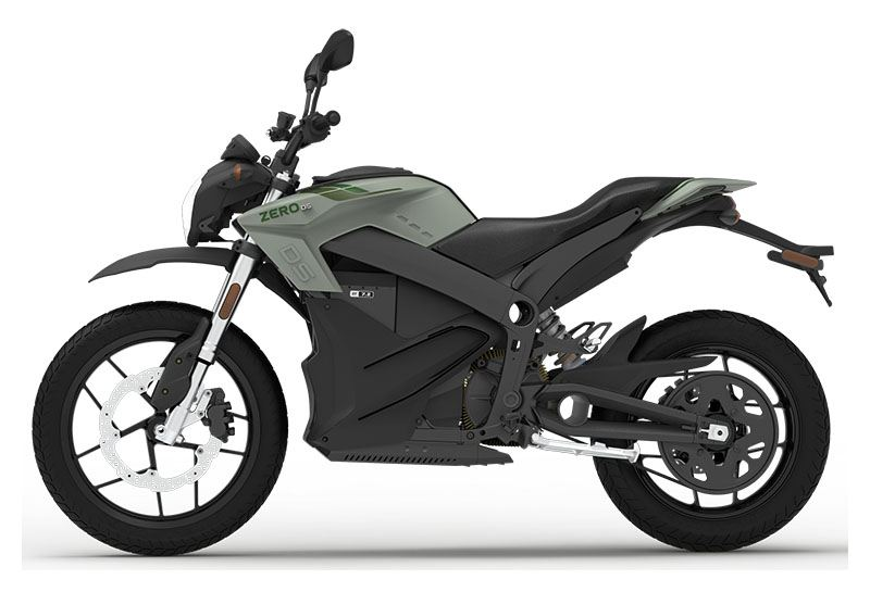 2021 Zero Motorcycles DS ZF7.2 + Charge Tank in Muskego, Wisconsin - Photo 2