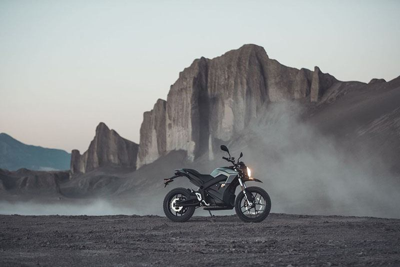 2021 Zero Motorcycles DS ZF7.2 + Charge Tank in Muskego, Wisconsin - Photo 8