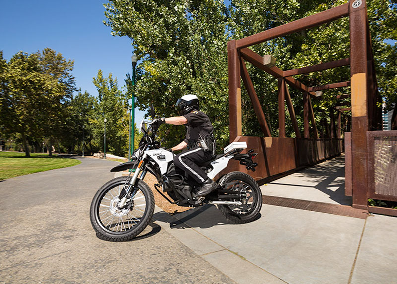 2021 Zero Motorcycles FXP NA ZF7.2 Integrated in Enfield, Connecticut - Photo 3