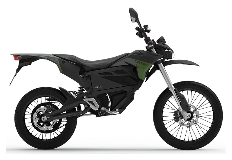 2021 Zero Motorcycles FX ZF3.6 Modular in Tampa, Florida - Photo 1