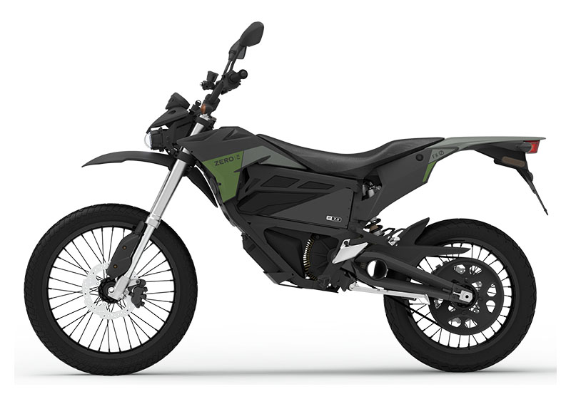 2021 Zero Motorcycles FX ZF3.6 Modular in Greenville, South Carolina - Photo 2