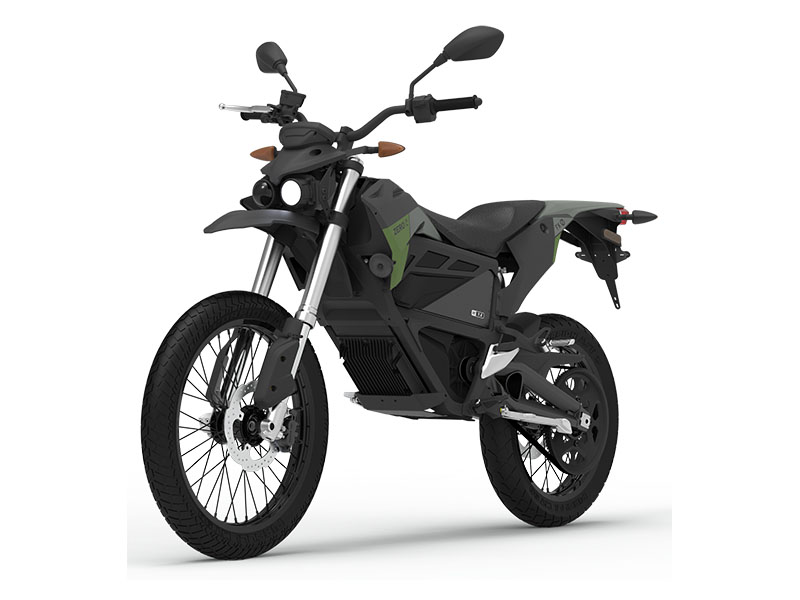 2021 Zero Motorcycles FX ZF3.6 Modular in Tampa, Florida - Photo 4