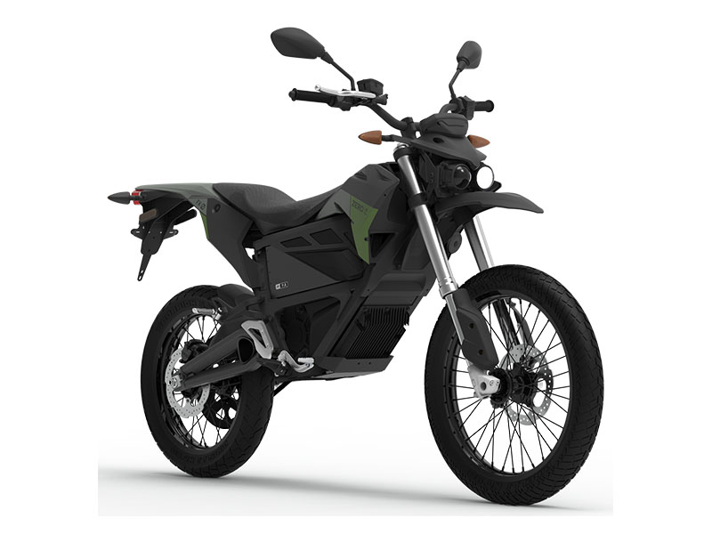 2021 Zero Motorcycles FX ZF7.2 Integrated in Eureka, California