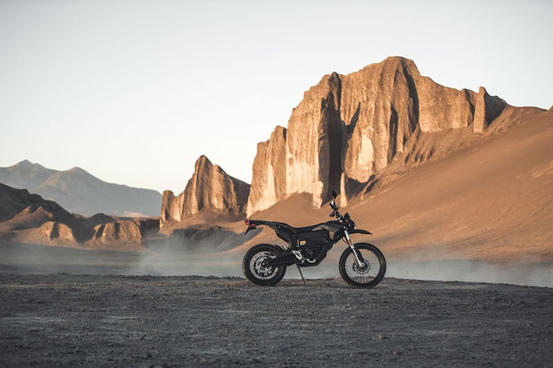 2021 Zero Motorcycles FX ZF7.2 Integrated in Colorado Springs, Colorado - Photo 8