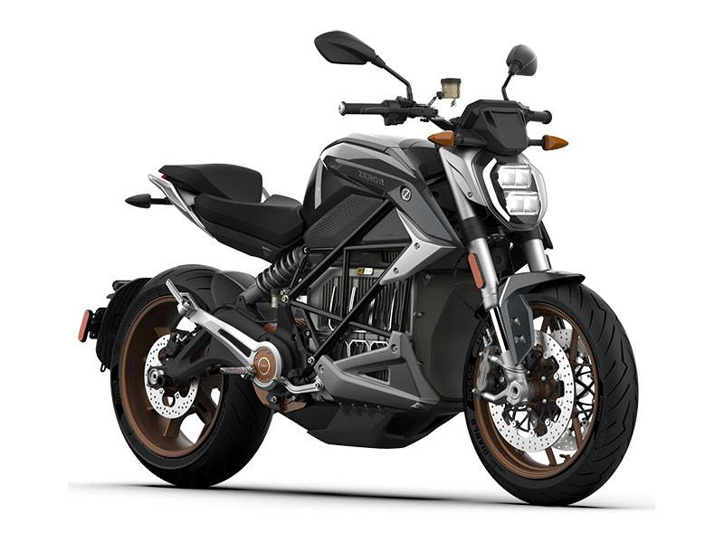 2021 Zero Motorcycles SR/F NA ZF14.4 Standard in Enfield, Connecticut - Photo 3