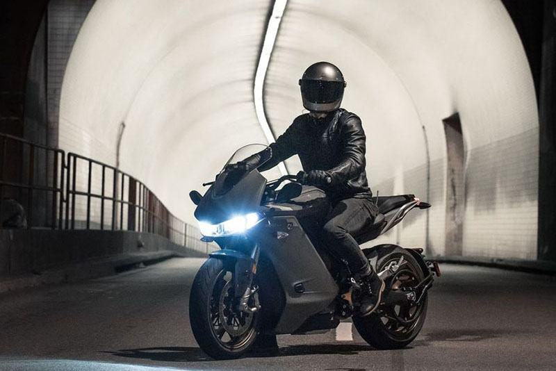 2021 Zero Motorcycles SR/S NA ZF14.4 Standard in Shelby Township, Michigan - Photo 10