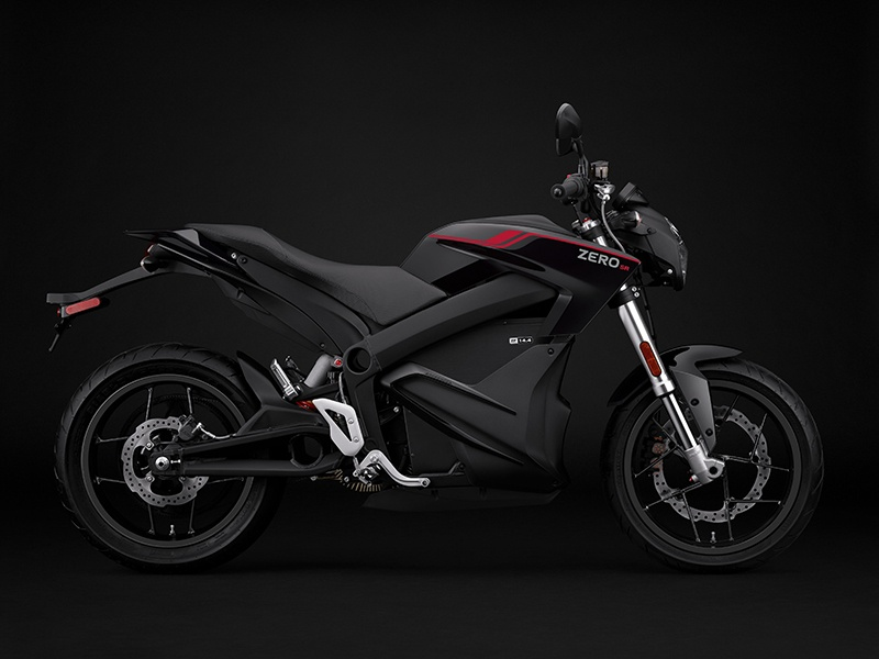 2020 Zero Motorcycles SR ZF14.4 + Charge Tank in Enfield, Connecticut - Photo 2