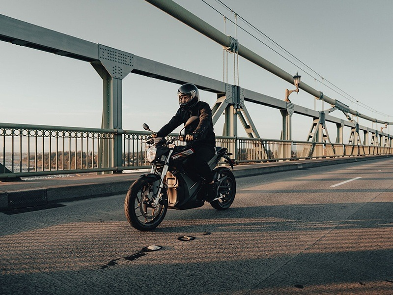 2020 Zero Motorcycles SR ZF14.4 + Charge Tank in Ferndale, Washington - Photo 8