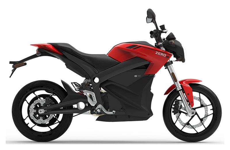 2021 Zero Motorcycles SR ZF14.4 in Tampa, Florida - Photo 1