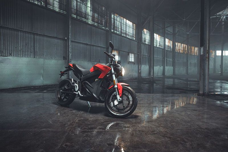 2021 Zero Motorcycles SR ZF14.4 + Charge Tank in Greenville, South Carolina - Photo 8