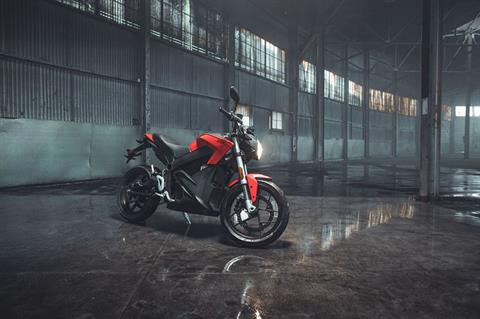 2021 Zero Motorcycles SR ZF14.4 + Charge Tank in Ferndale, Washington - Photo 8