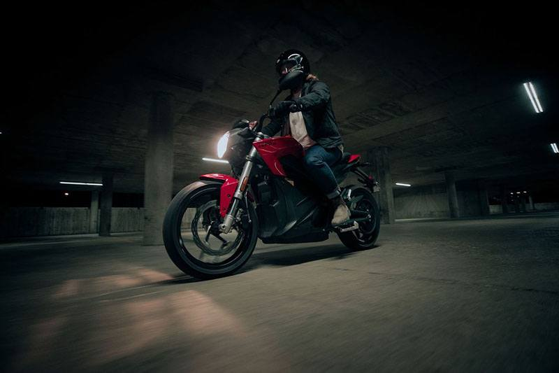 2021 Zero Motorcycles SR ZF14.4 + Charge Tank in Ferndale, Washington - Photo 9